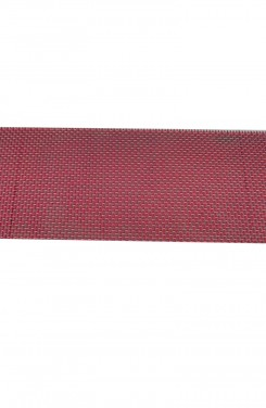 screen mesh red color